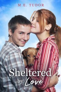 sheltered love book cover