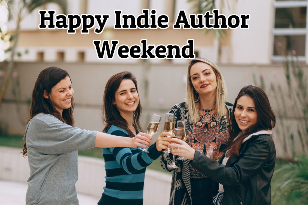 Indie author weekend