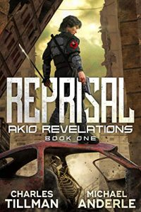 Reprisal by Charles Tillman book cover