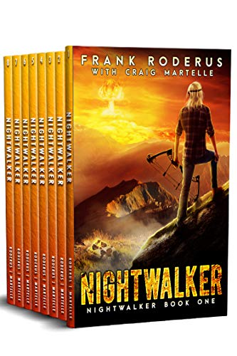 nightwalker book cover box set