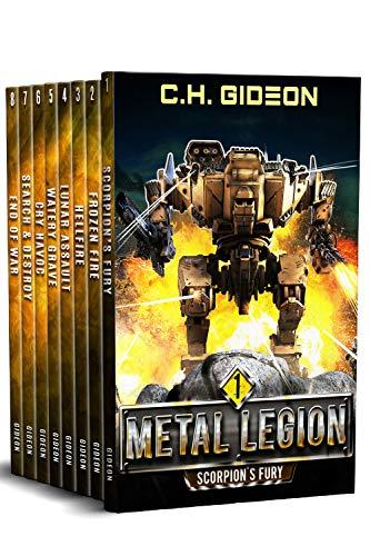 metal legion book cover