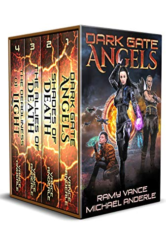 dark gate angels box set book cover