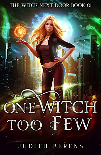 one witch too few book cover