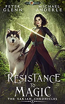 resistance to magic book cover
