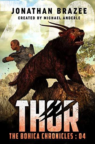 thor book cover sci fi