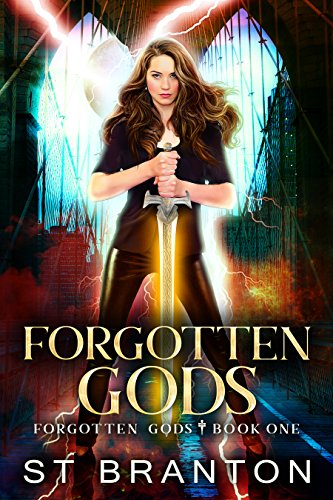 Forgotten Gods by ST Branton book cover