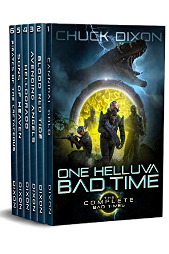 one helluva bad time box set book cover