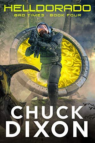 Helldorado by Chuck Dixon book cover