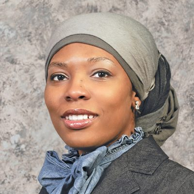 Patricia M. Muhammad