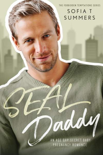 seal daddy book cover